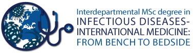 Interdepartmental MSc degree in Infectious Diseases and International Medicine